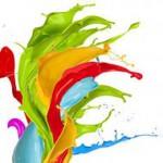 Эксперимент: Цветные капли