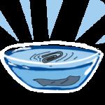 Эксперимент: заставим скрепку плавать