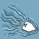 Эксперимент: кораблик