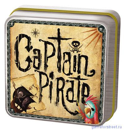 настольная игра Капитан Пиратов