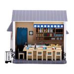 Бумажный домик: суши