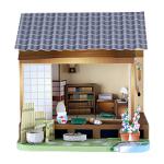 Бумажный домик: японский домик 3