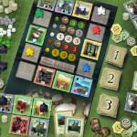 Настольная игра: Глен Мор