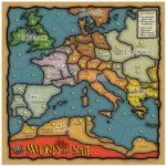 Настольная игра: Меч и парус (Sword and sail)