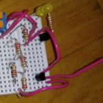 Дополнительная схема для Микроника (Амперка): Сенсор