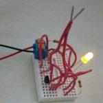 Дополнительная схема для Микроника (Амперка): Сигнализация световая