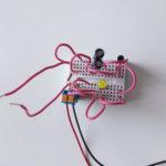 Дополнительная схема для Микроника (Амперка): Ресет