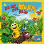 Настольная игра: Червячки-огородники (Wurm drin)