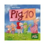 Настольная игра: 10 свинок (Pig 10)