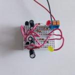 Дополнительная схема для Микроника (Амперка): Мультивибратор