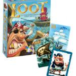 Настольная игра: Корсары (Loot)
