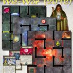 Настольная игра: Война Магов (Wiz-war)