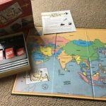 Настольная игра: За 20 дней вокруг света