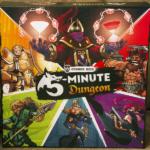 Настольная игра: 5-Minute Dungeon (Пятиминутное подземелье)