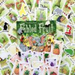 Настольная игра: Фруктогонщики (Fabled Fruit)