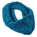 Детское вязание пальцами: вяжем шарф