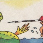 Игры на воде: Поиграй с дядюшкой Нептуном!