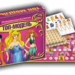 Настольная игра: Топ-модель