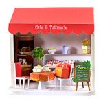 Бумажный домик: кафе