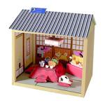 Бумажный домик: японский дом