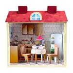 Бумажный домик: кухня