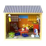 Бумажный домик: японский домик 2