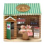 Бумажный домик: булочная