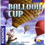 Настольная игра: Гонки на воздушных шарах (Balloon Cup)