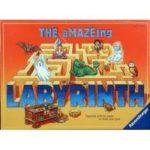 Настольная игра: Сумашедший лабиринт (The aMAZEing Labyrinth)