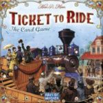 Настольная игра: Билет на поезд (Ticket to Ride: The Card Game)