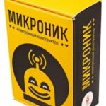 Инструкция конструктора «Микроник» (Амперка)
