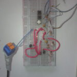 Микроник + pnp транзистор: Музыкальный инструмент