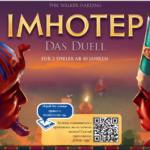 Настольная игра: Имхотеп (Imhotep: Duell)