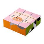 Схема: Бумажные кубики