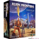Настольная игра: Чужие рубежи (Alien Frontiers)