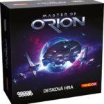 Настольная игра: Повелитель Ориона (Master of Orion)