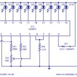 Индикатор уровня заряда батареи 12V
