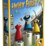 Настольная игра: Why First? (Почему первый?)